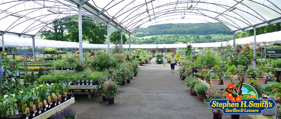 Visit Stephen H. Smith's garden centres at Pool Road, Otley, West Yorkshire, LS21 1DY and Wilsden Road, Harden, Nr Bingley, West Yorkshire, BD16 1BH